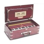 Buy Bina No 23B Deluxe Portable Harmonium Online - TablaSitar.com